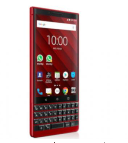 The seven lives of BlackBerry: the brand will return in 2021 with a smartphone with its iconic physical keyboard, Android and 5G