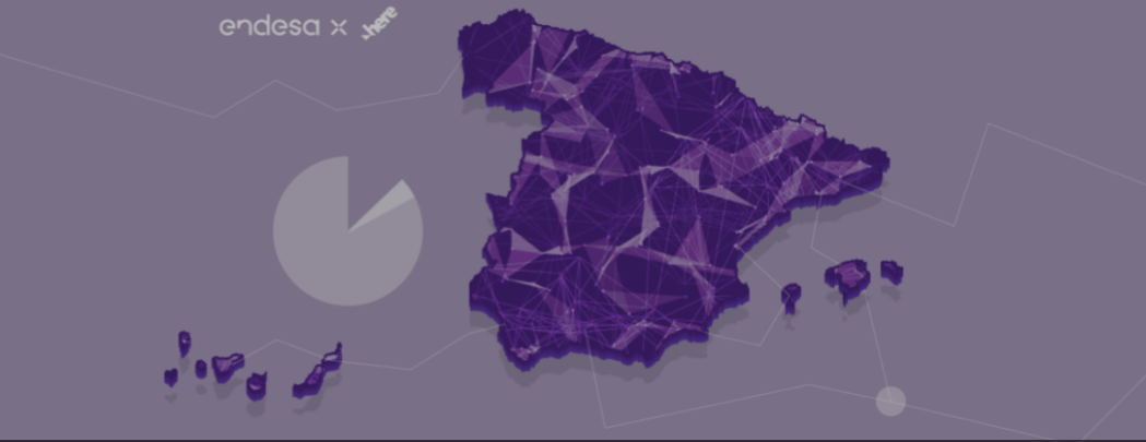 """Endesa X launches """"City Analytics-Mobility Map"""" to help in the fight against coronavirus"""