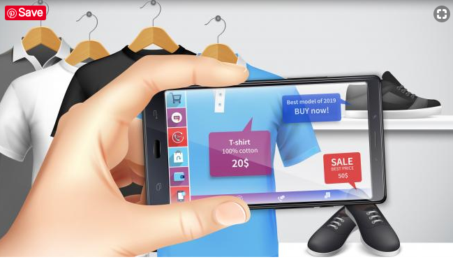 A new concept of shopping 100 million consumers will make their purchases in augmented reality in 2020