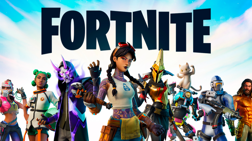Fortnite from the App Store