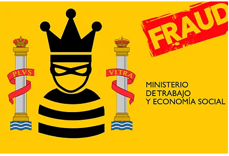 The Government warns about a dangerous Internet fraud that supplants the Ministry of Labor