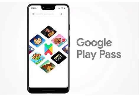 This is Play Pass 5 euros per month, dozens of games and a catalog that needs to be improved