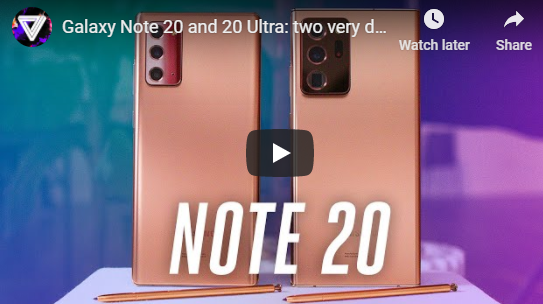 7 Things About Galaxy Note 20 and 20 Ultra Your Kids Don't Want You to Know