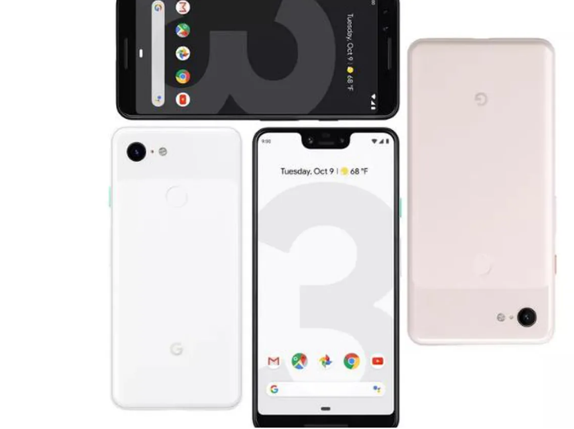 An issue with the Pixel 3 and 4 causes the battery to swell and curve the back case