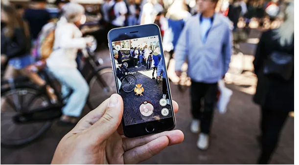 Everyone is crazy about Pokemon Go. Why augmented reality is good and dangerous