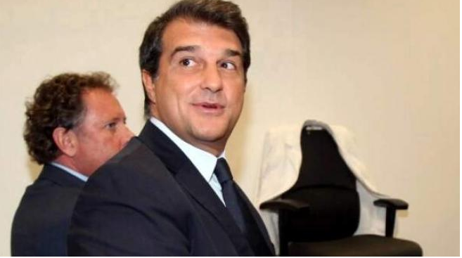 Laporta confirms that he will run for the Barcelona elections