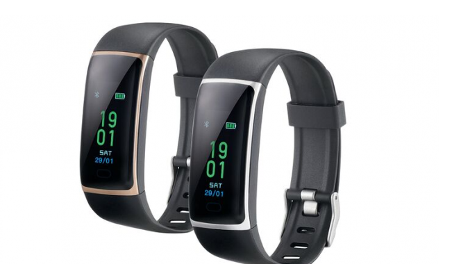 Lidl surprises with the new Silvercrest smart bracelet