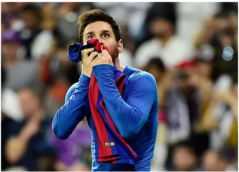 Messi, number one in football and ridicule