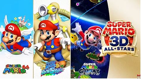 Nintendo announces Super Mario 3D All Stars by surprise as part of Mario's 35th anniversary