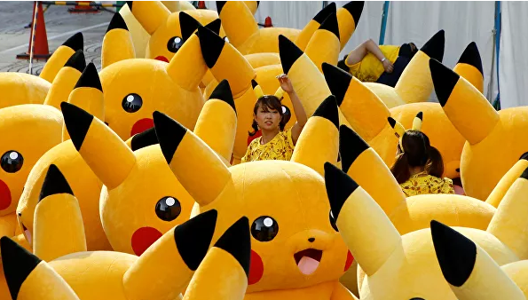 Norwegian voters outraged at MP's Pokemon Go game at meeting