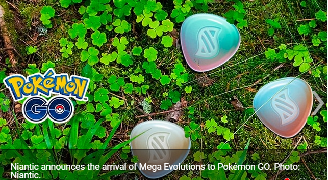 Pokémon GO Niantic makes official the arrival of megaevolutions to its video game