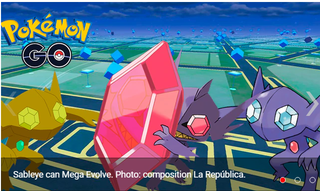 Pokémon GO how to catch Sableye with 100 IVs in featured Pokémon hour Check your table by levels
