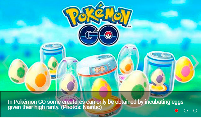 Pokémon GO know all the Pokémon that hatch in 2, 5, 7 and 10 km eggs in August
