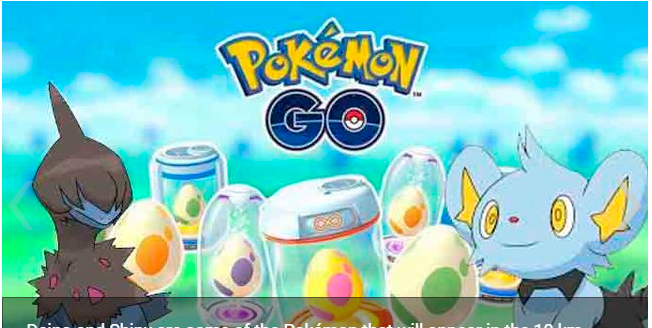 Pokémon GO know all the Pokémon that hatch in 2, 5, 7 and 10 km eggs in September
