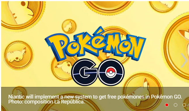 Pokémon GO know how you can get pokémonedas completely free without leaving home