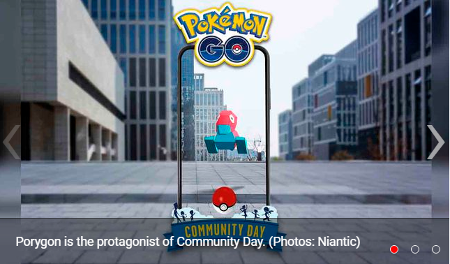 Pokémon GO learn how to capture the best Porygon during Community Day