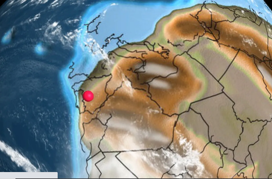 See where Madrid was 600 million years ago thanks to this interactive map