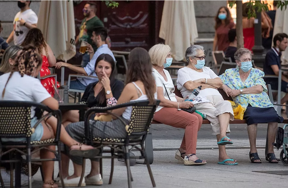 Seven communities concentrate the new excess mortality registered in August in Spain