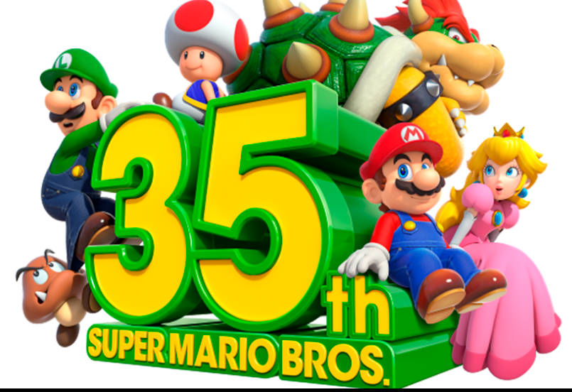 Super Mario will celebrate 35 years with five new games