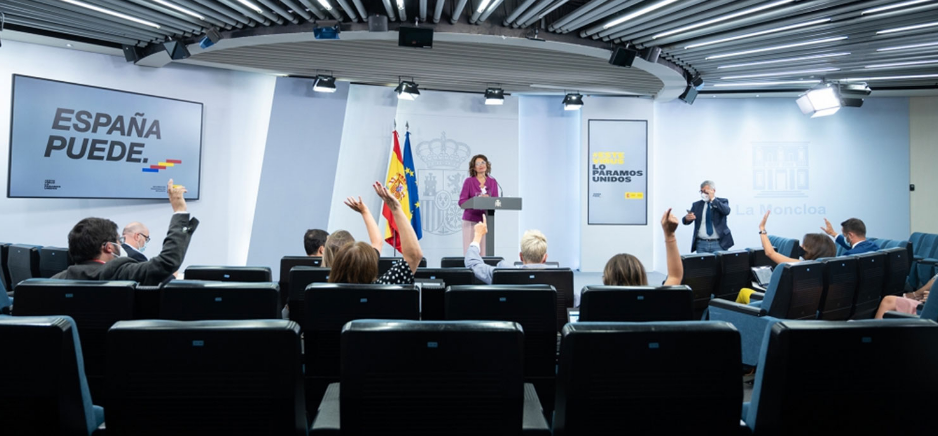The Government approves the Spanish Strategy for Science, Technology and Innovation for 2021-2027
