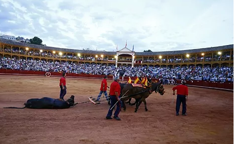 The Sanse and Aranjuez bullfights remain in the air as Madrid restricts the capacity of events to 600 people