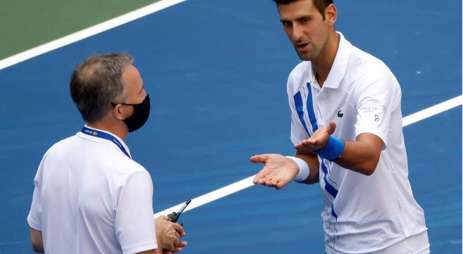 The tennis world supports the harsh punishment of the US Open to Djokovic The rule is like this