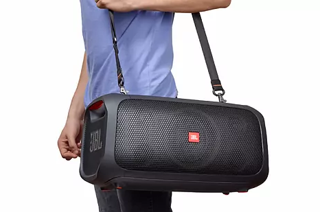 What's new from JBL headphones speakers and a portable party machine